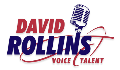 David Rollins – solo Voice Talent